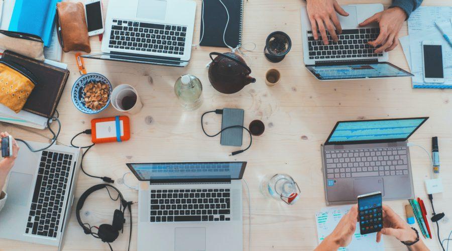Outbound Sales team desk